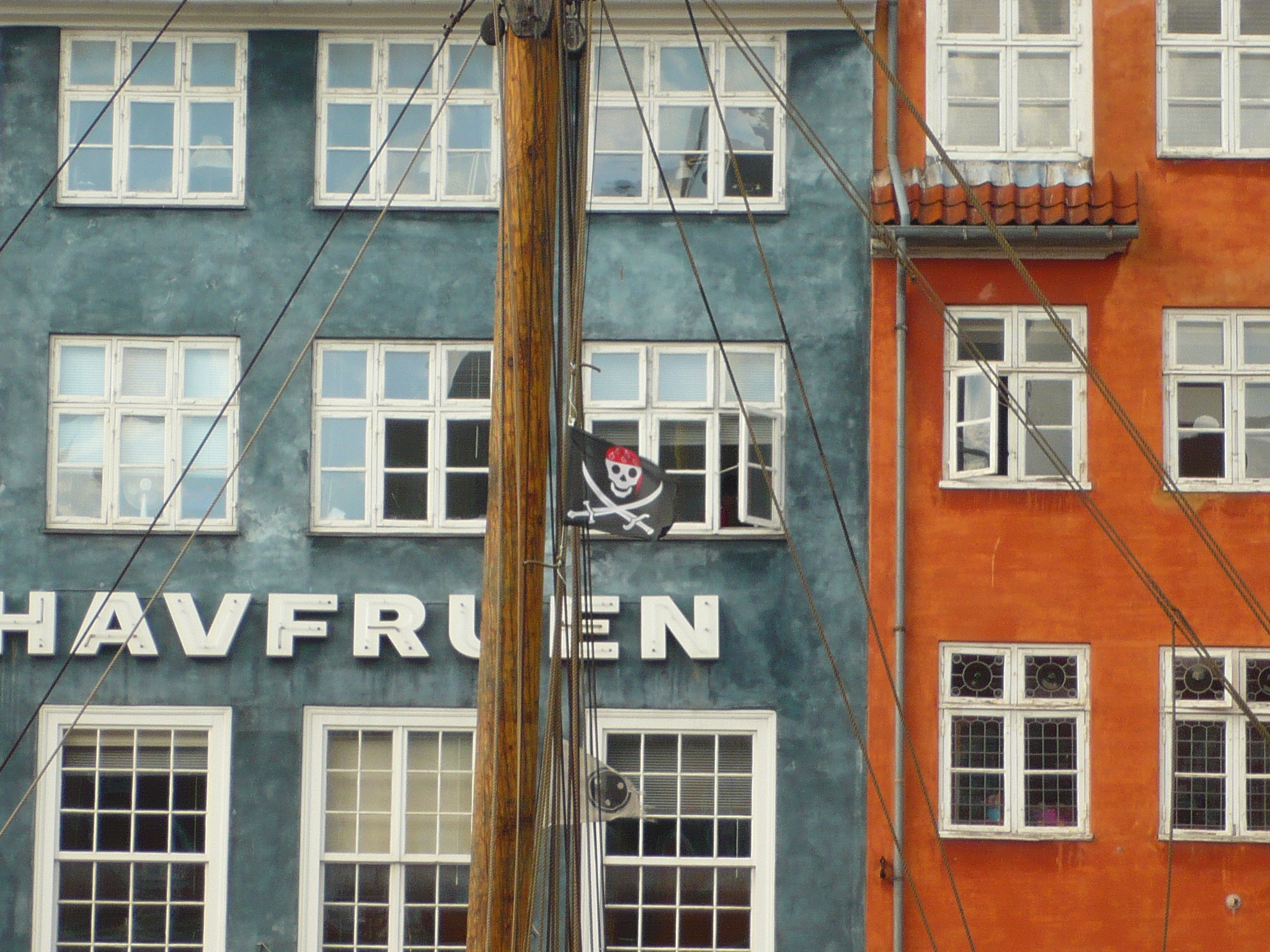 Nyhavn - Copenhagen