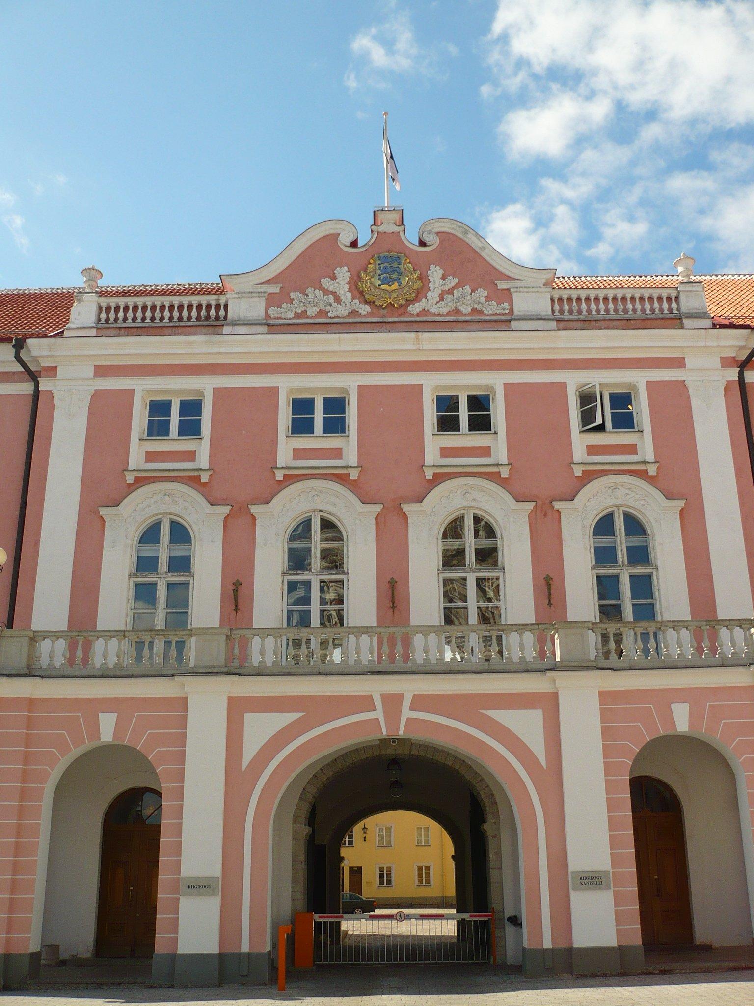 Tallinn - The Parliament