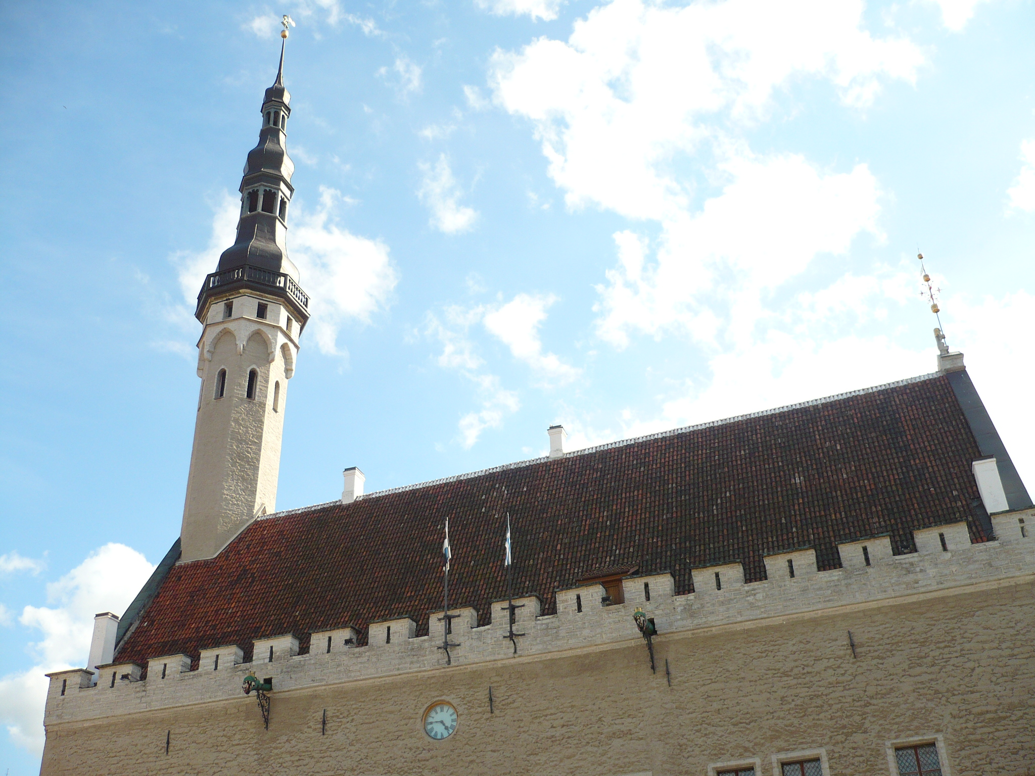 Tallinn - The City Hall
