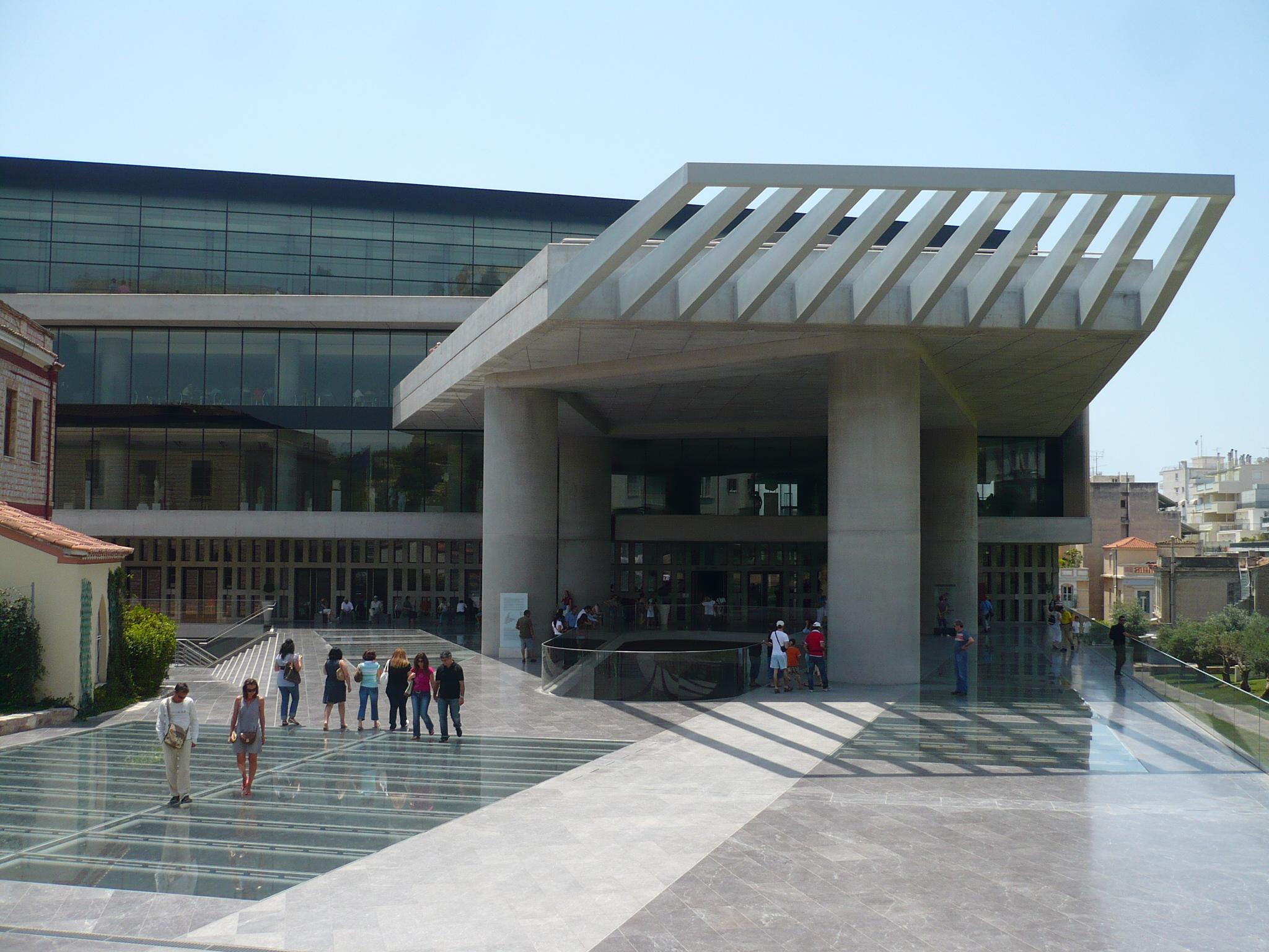 Athena - Acropolis Museum