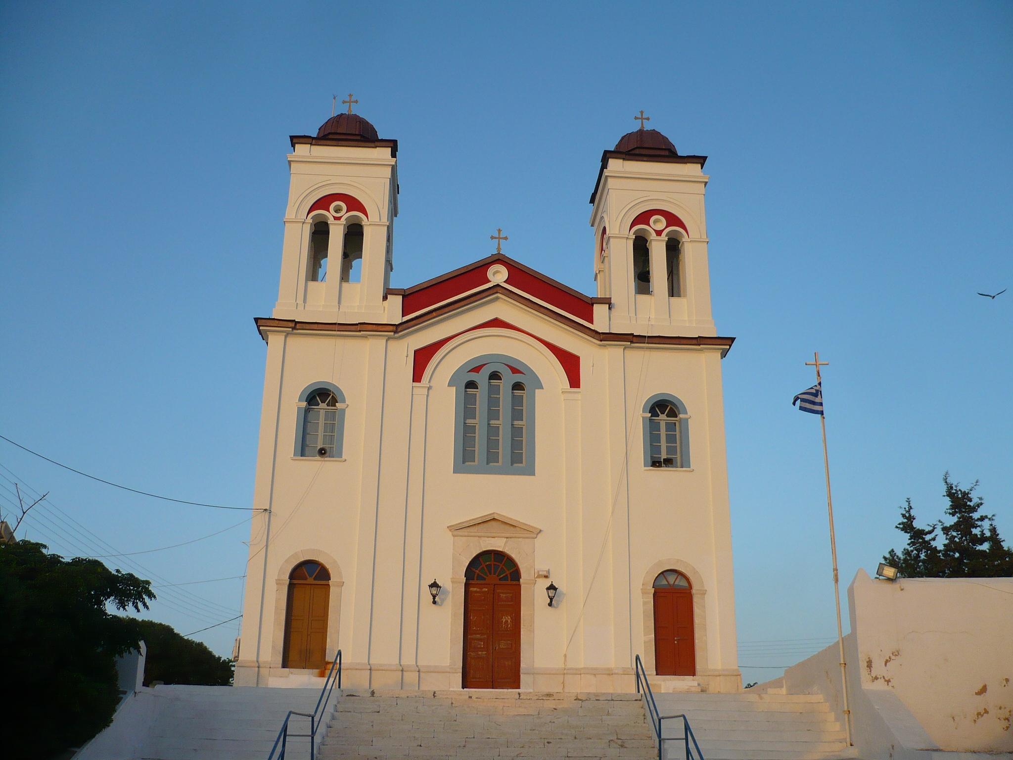 Paros - Naoussa