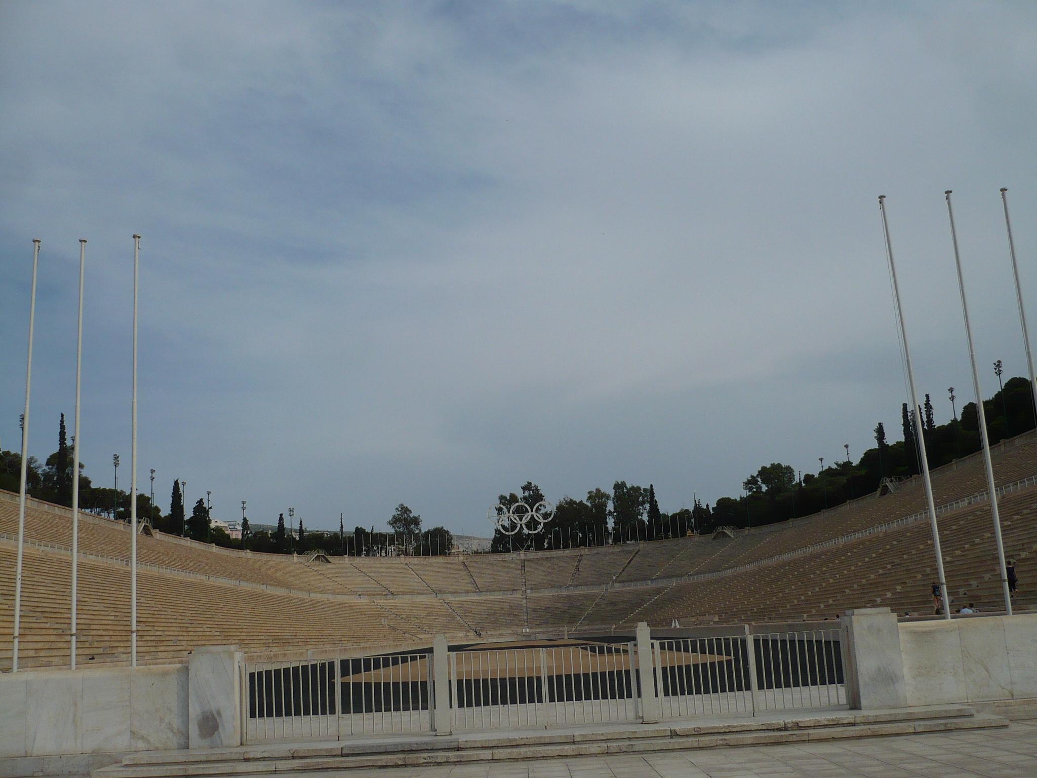 Athena - 1896 Olympic Stadium