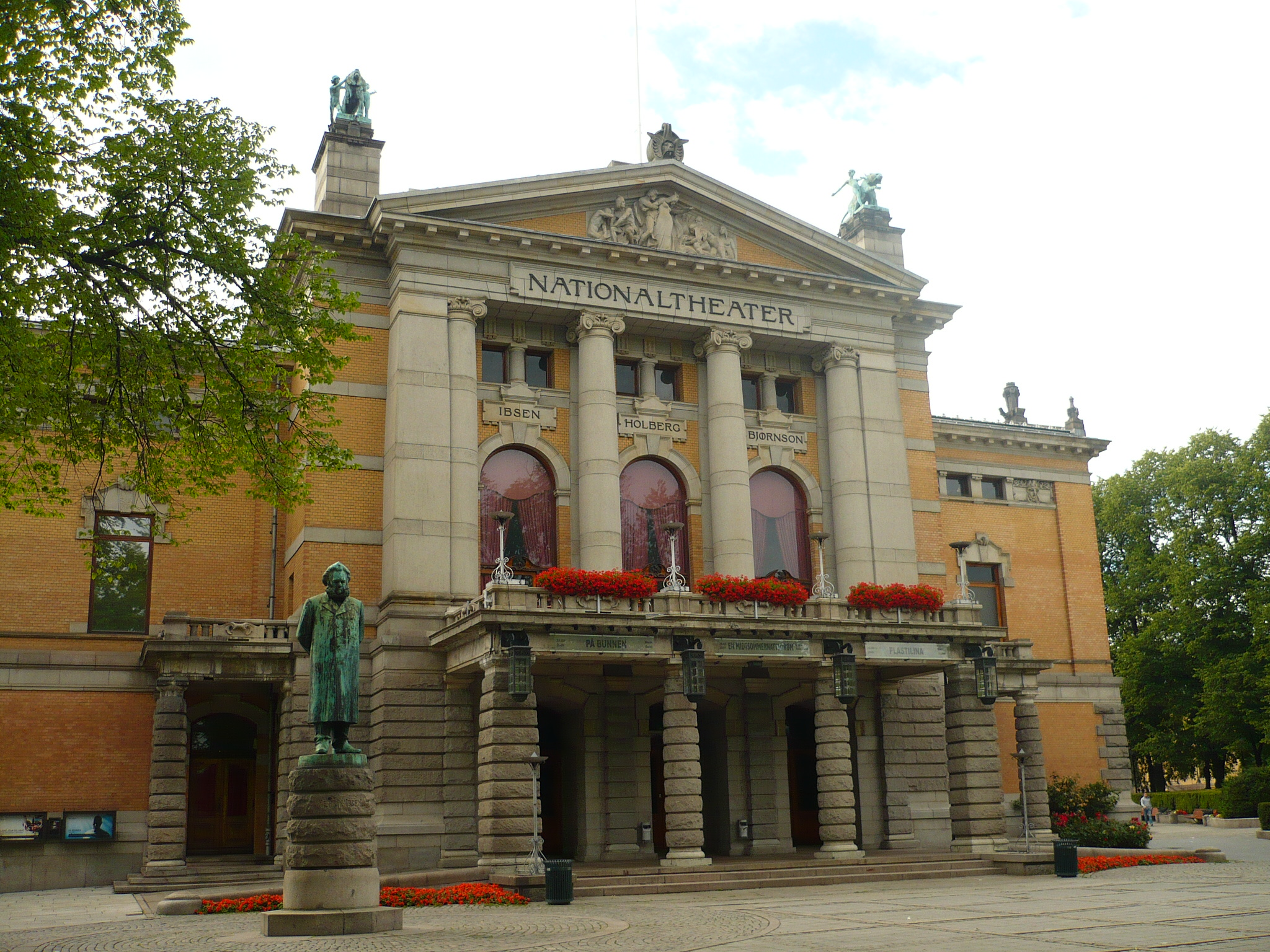 Oslo - National Theater