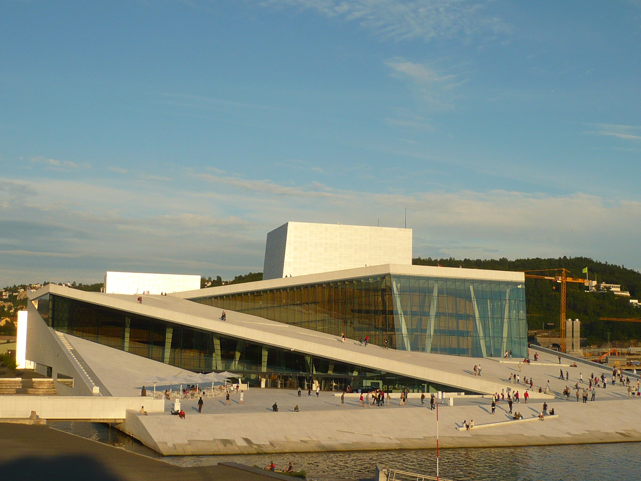Oslo - The Opera House