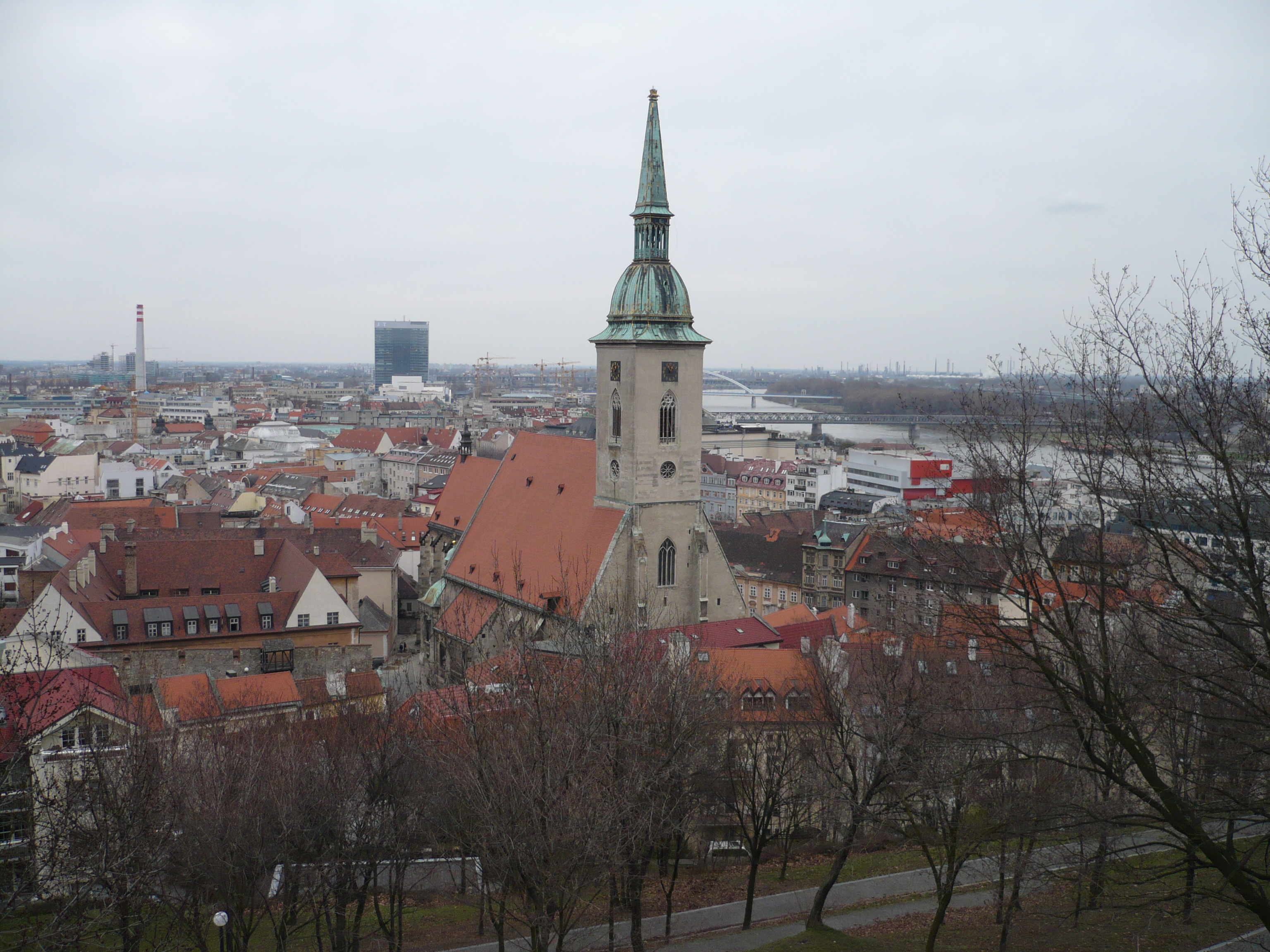 Bratislava - The Old Town
