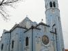 Bratislava - The Blue Church