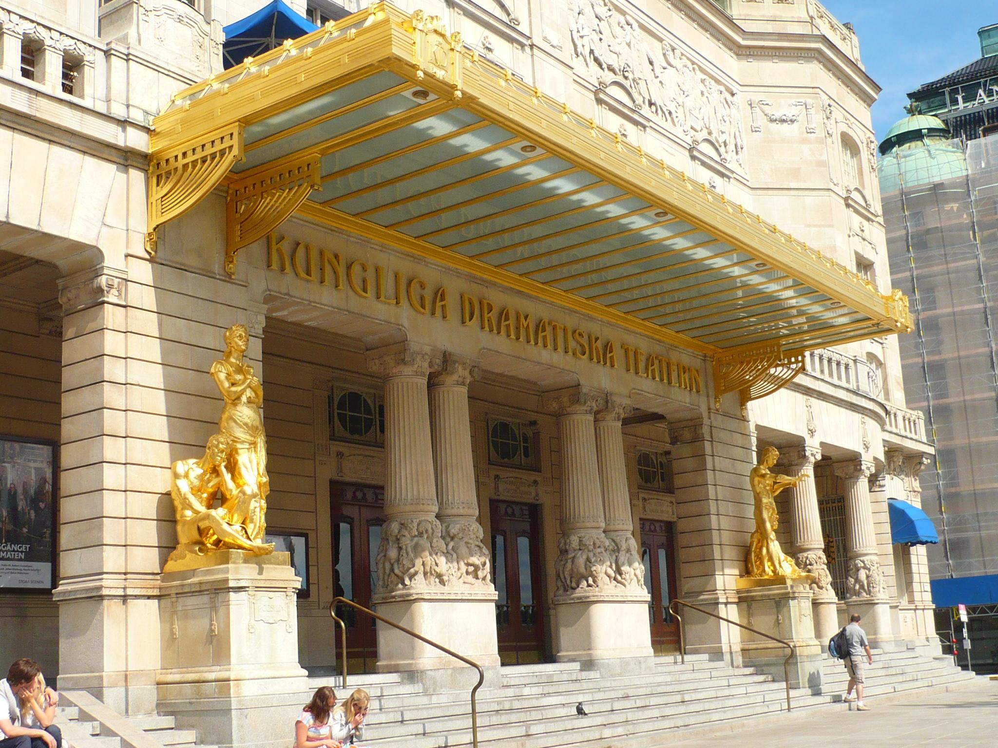 Royal Theatre - Stockholm