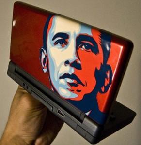 Obama Laptop