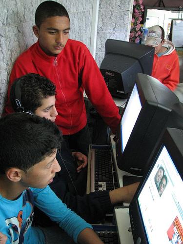 Marocains Internet