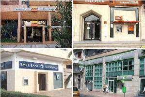 Banques Maroc