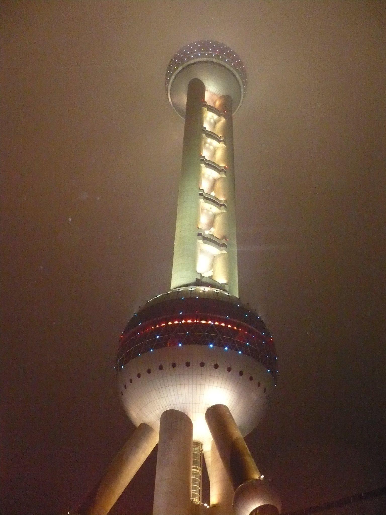 Oriental Pearl - Shanghai