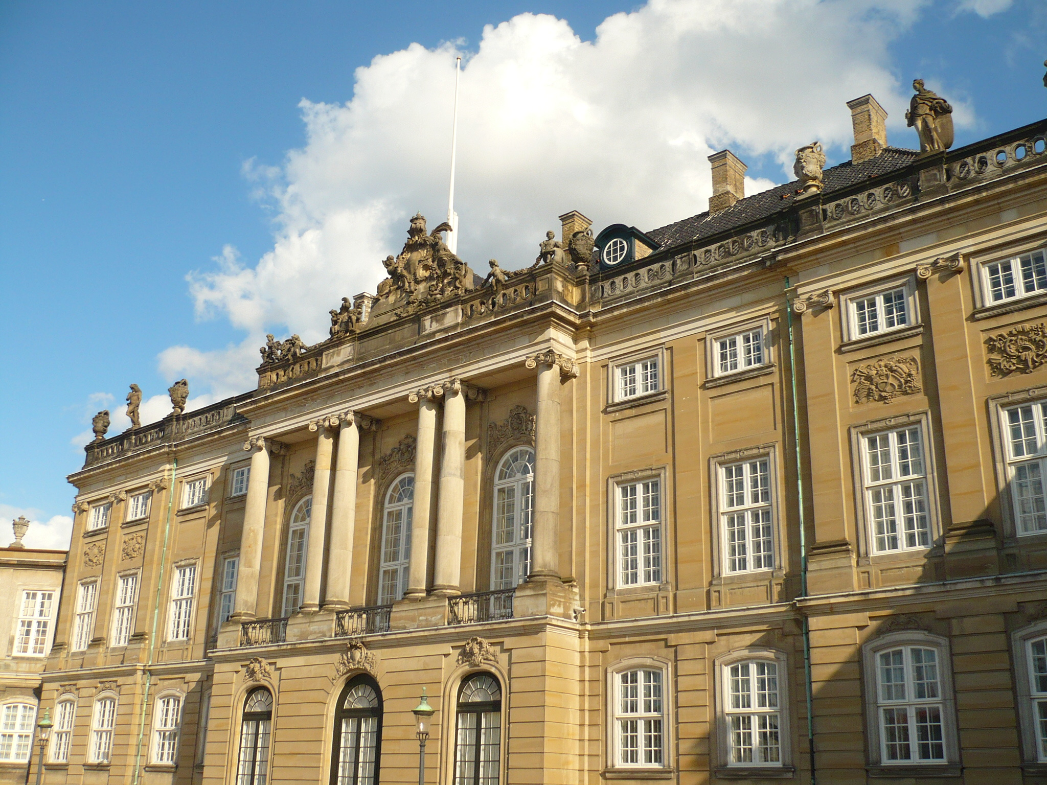 Palais Royal - Copenhagen