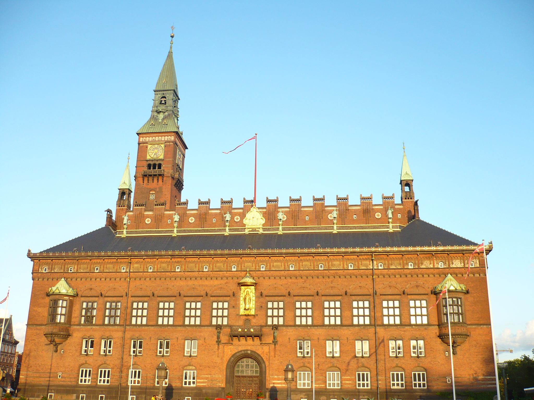 Hotel de Ville - Copenhagen