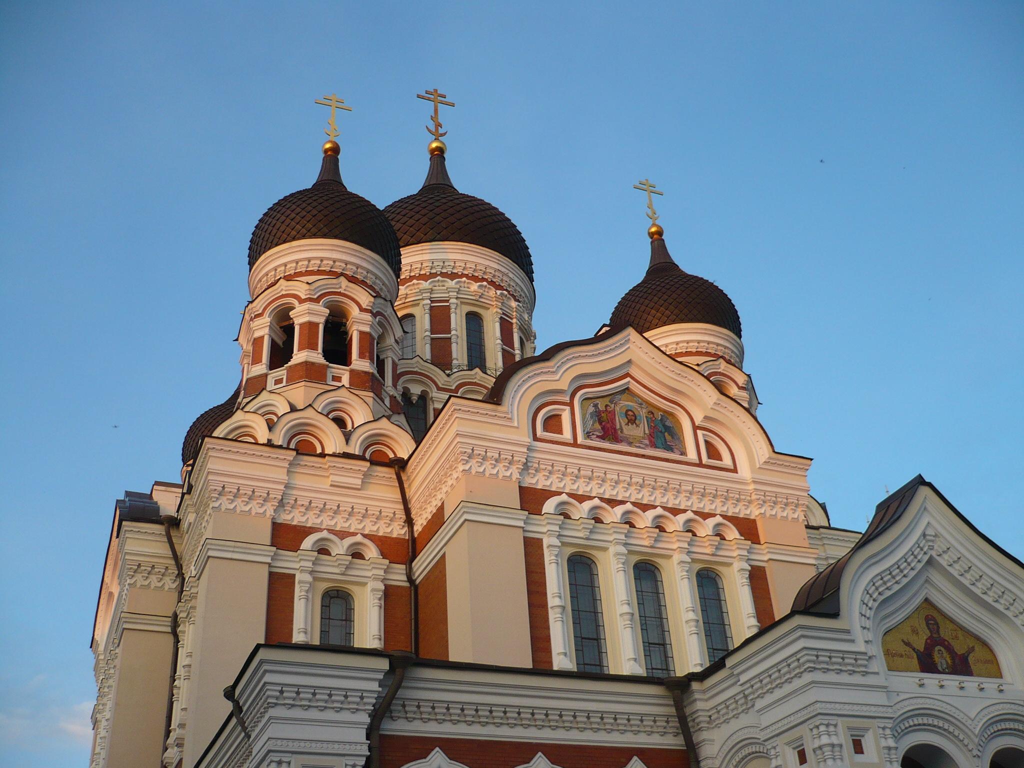 Tallinn - Alexander Nevsky Cathedral