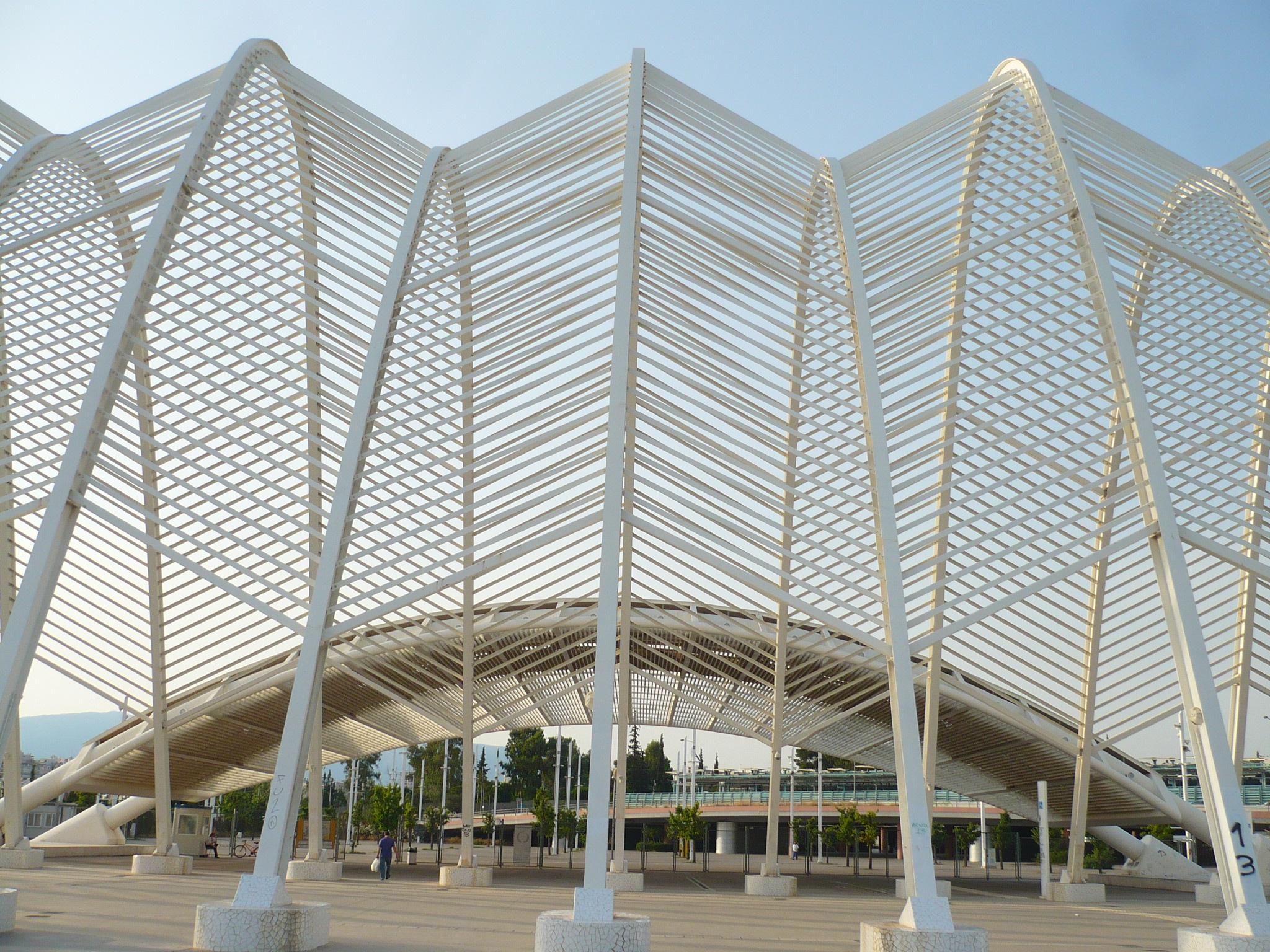 Athena - Olympic Stadium