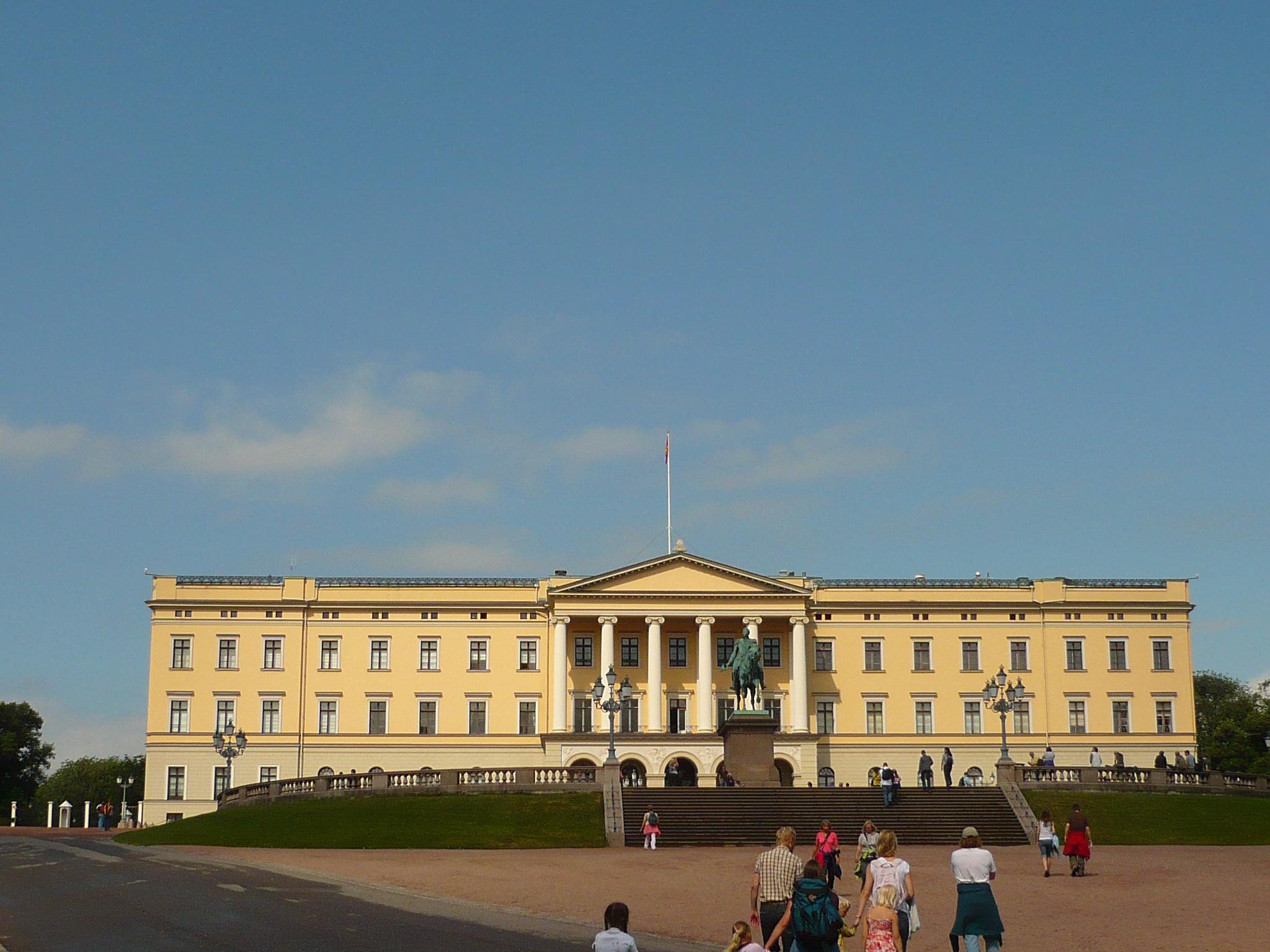 Oslo - Royal Palace