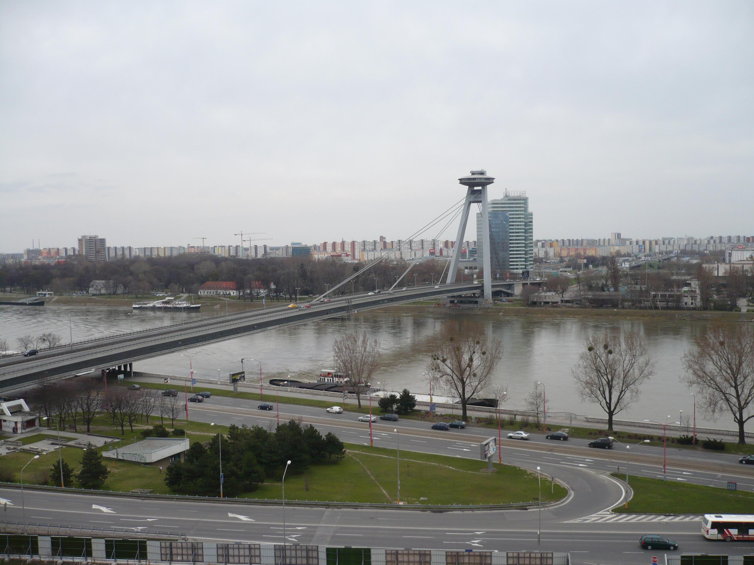 Bratislava - The Danube