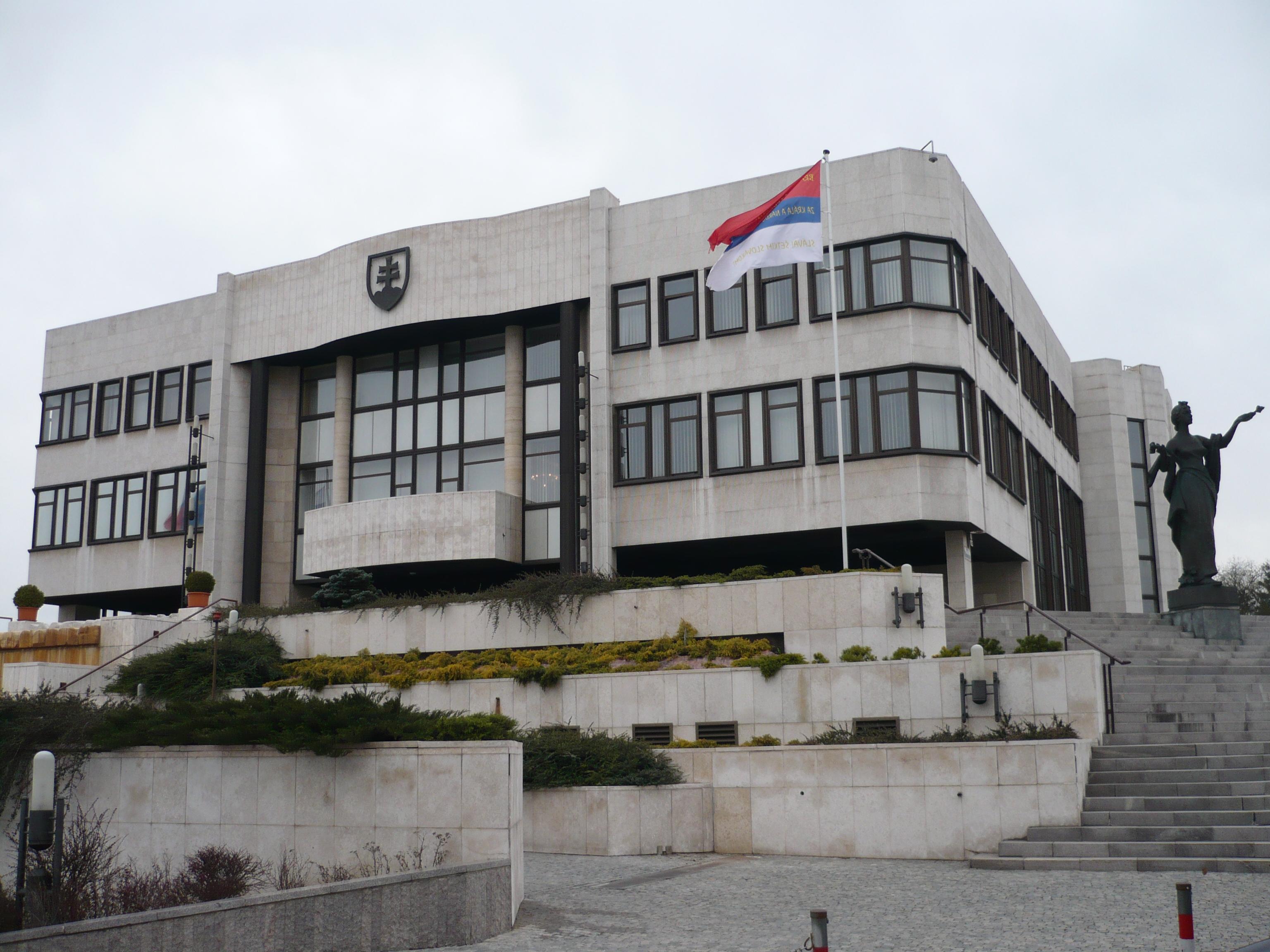 Bratislava - The Parliament