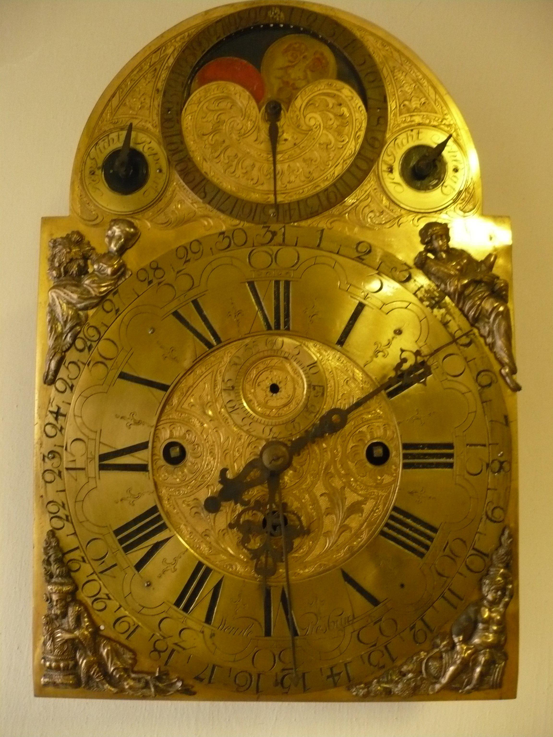 Bratislava - Clocks Museum