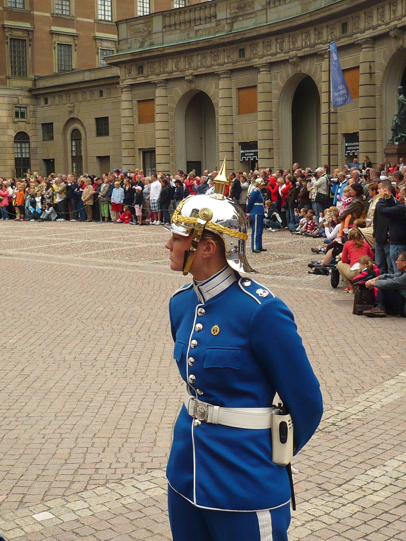 Royal Palace - Stockholm