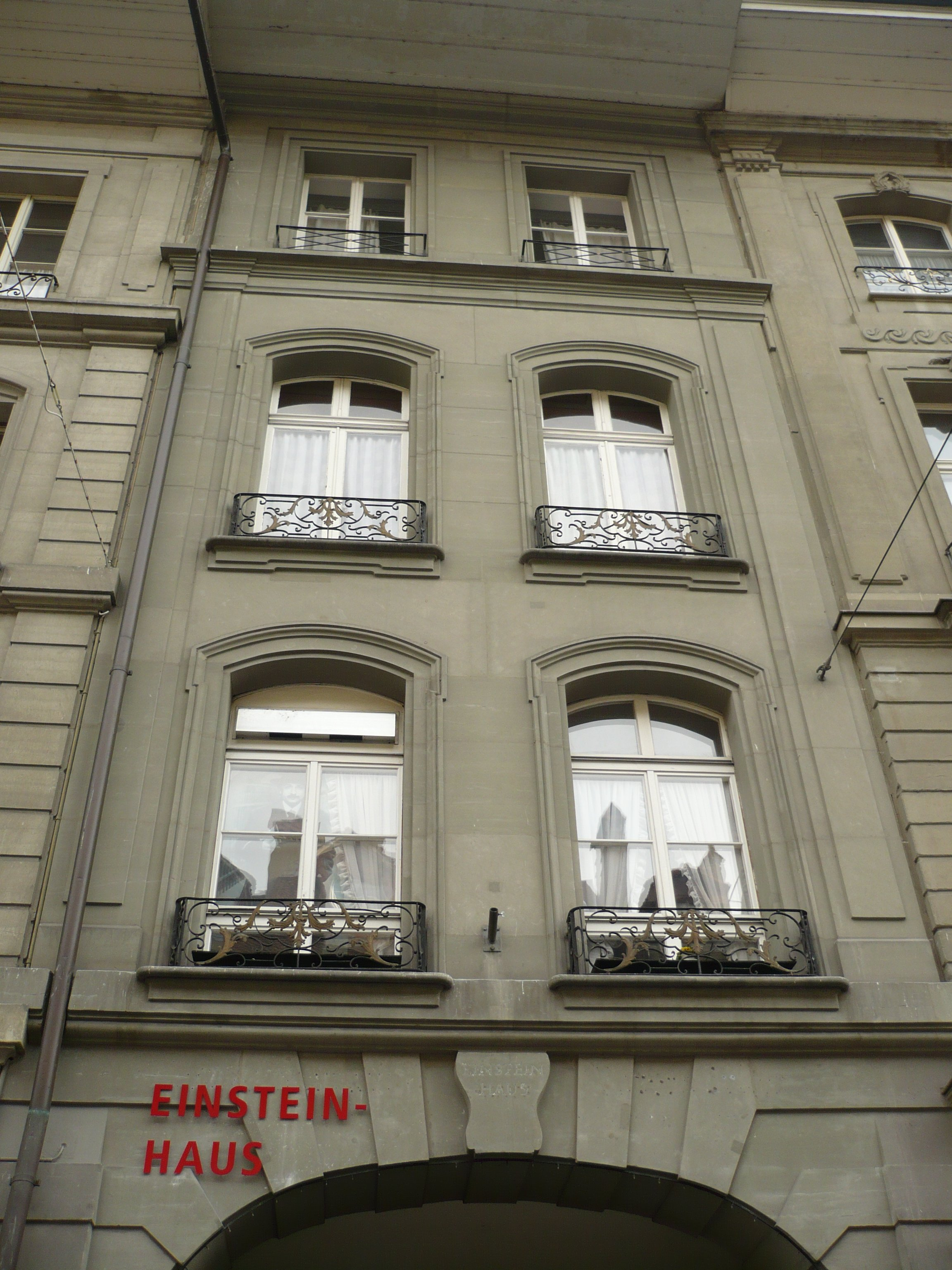 Bern - Einstein House